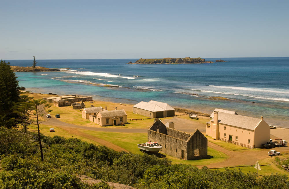 Norfolk Island has an incredible history.