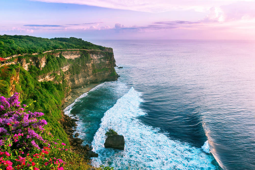 Bali is a great location for any age.