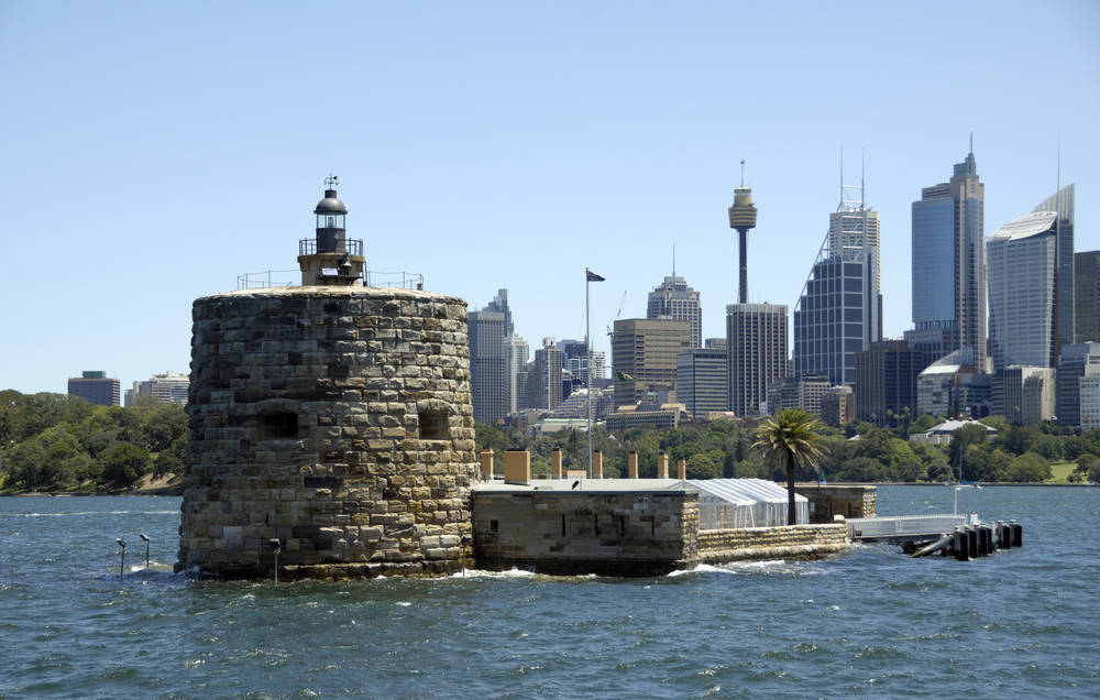 Sydney is the best port in Australia and New Zealand.