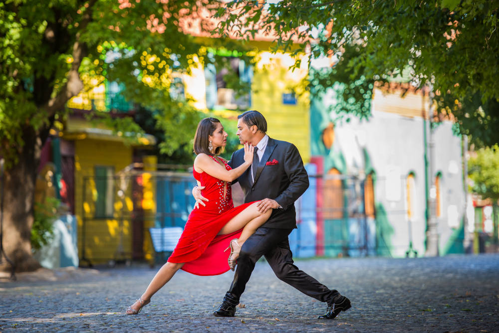 Learn to dance in Buenos Aires.