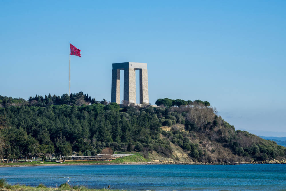 Gallipoli Turkey.