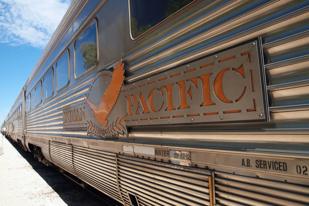 Classic train journeys through Australia's outback | MyDiscoveries